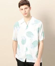 <KONABAY HAWAII> PINE ALOHA/夏威夷衫