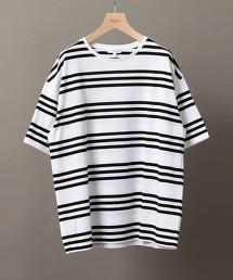 BY 橫條紋寬版T恤