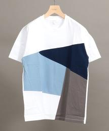 BY 彩色幾何圖案T恤