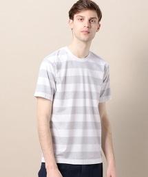 BY 粗橫條紋 T恤