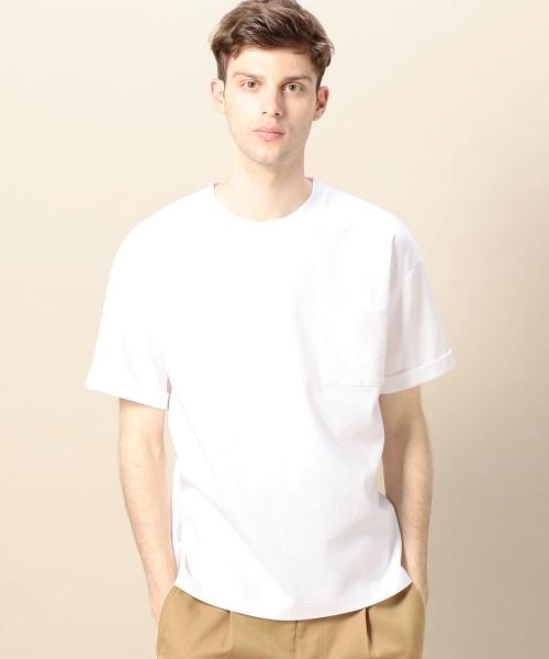 BY 彈性棉質寬版T恤