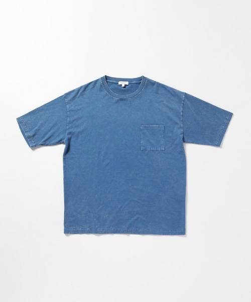 BY 脫漿洗寬版T恤