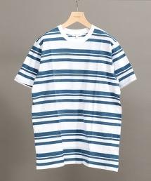BY 海軍藍橫條紋T恤 -MADE IN JAPAN 日本製-