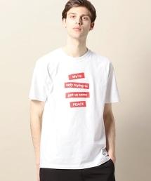 <ESPOIR> WE`RE TEE/T恤