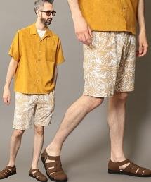 BY 印花 1P 短褲