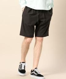BY 高密度平織輕便短褲