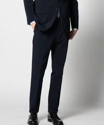 BY Dress 雙層織物單褶錐形褲-LOAFER