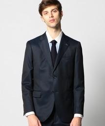 BYD 學生布嗶嘰單排雙釦西裝外套-Narrow