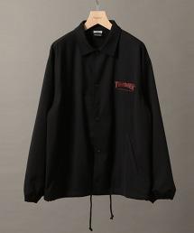 【特別訂製商品】 <THRASHER> COACH JACKET/教練夾克