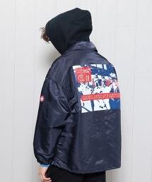 <C.E>FIG-NAV JACKET/尼龍外套