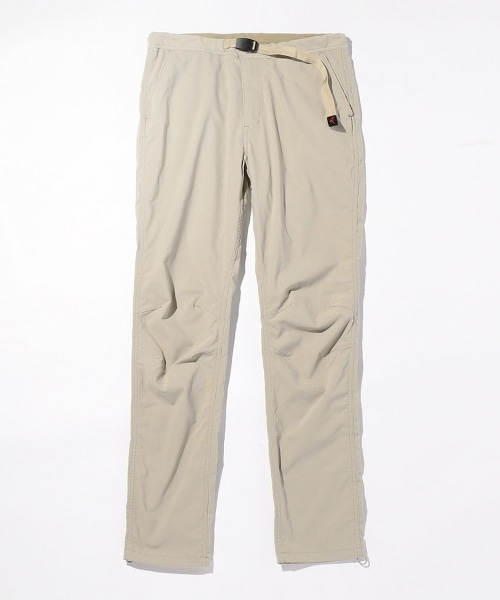 <nonnative × GRAMICCI> T/CLIM BACK PANTS/修身褲 □□