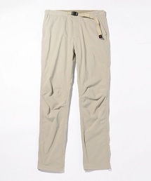 <nonnative × GRAMICCI> T/CLIM BACK PANTS/修身褲 □□