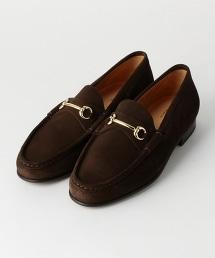 UA ITY 金屬裝飾絨面樂福鞋