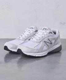 特別訂製商品<New Balance> M990v4 USA 美製球鞋 MEN†