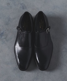 UABS 皮革 單扣孟克鞋