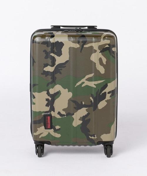 【特別訂製】<BRIEFING> H37 CAMO † 37L迷彩圖案硬殼行李箱