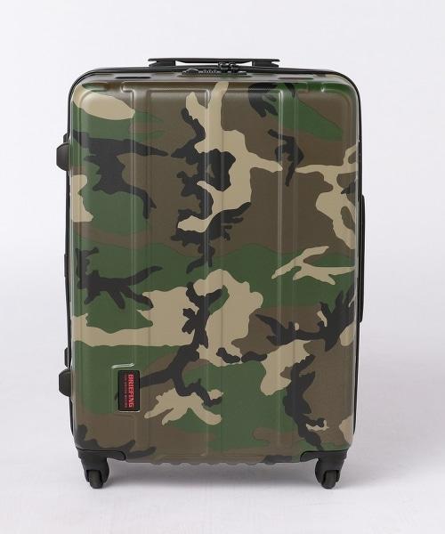 【特別訂製】<BRIEFING> H52 CAMO 52L迷彩圖案硬殼行李箱
