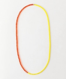 <Florian> 2TONE BEADS N/LACE 1 雙色串珠項鏈
