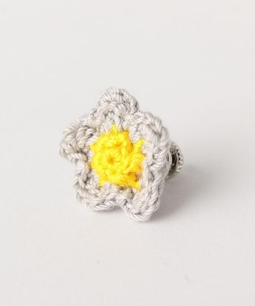 UADB 花朵造型胸針 2