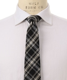 <FIORIO>O/PLD 蘇格蘭格紋領帶
