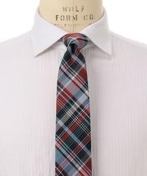 <FIORIO>MDRS 馬德拉斯格紋領帶