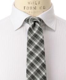 <FIORIO> MDRS 馬德拉斯格紋領帶