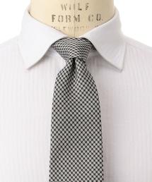 <FIORIO>TWLL G/GHM 細格紋領帶
