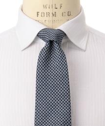 <FIORIO>CLSC PRNT2 橢圓形眼睛印花領帶