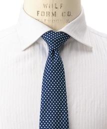 <FIORIO>CLSC PRNT7 經典圓點印花領帶