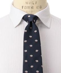 <FIORIO>CLSC TWL4 小綿羊刺繡圖案領帶