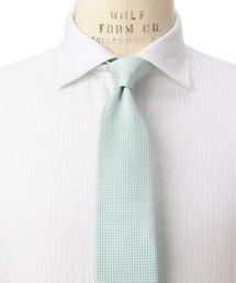<ERRICO FORMICOLA>JQUAD SLID 素色領帶