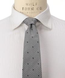 <Nicky> JQD DOT 圓點千鳥格紋領帶