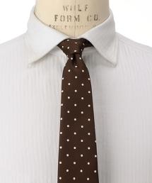 <Nicky> PRNT DOT 圓點印花領帶