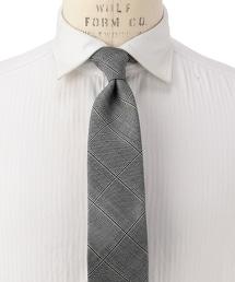 FIORIO BRBRS SHRK W/P 格紋領帶