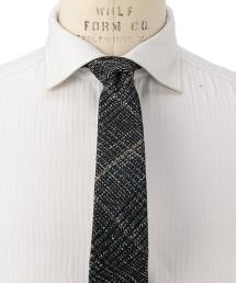 FIORIO BRBRS TWST G/P 粗呢羊毛領帶