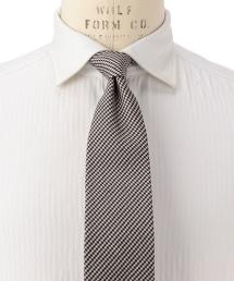 <fiorio> H/TOOTH 千鳥格紋領帶