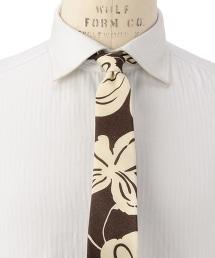 <fiorio> PRNT FLW 花朵印花領帶