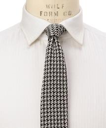 FIORIO JQD SQUAR KNT 針織領帶