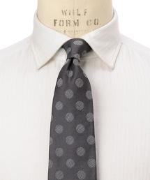 <fiorio> OX DOT 圓點領帶