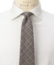 <fiorio> JQD O/PANE 格紋領帶
