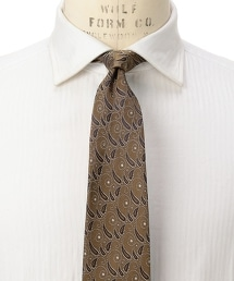 <fiorio> STN PAIZLY 佩斯利花紋領帶