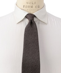 <fiorio> STN H/BONE 人字呢領帶