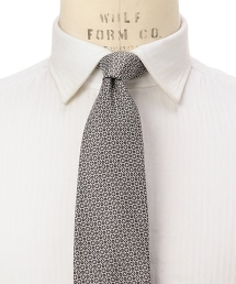 <fiorio> JQD CHK 格紋領帶