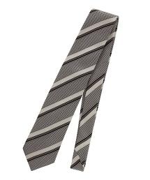 <FIORIO> JQD H/T ST 緹花條紋領帶