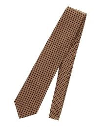 <FIORIO> TWLL PRNT DOT 圓點印花領帶