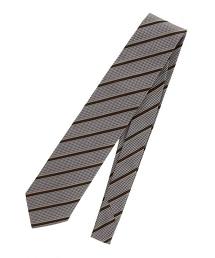 <FIORIO> JQD H/T ST 條紋緹花領帶