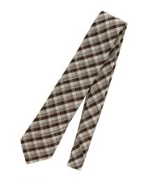 <FIORIO> JQD BIG GGM 格紋領帶
