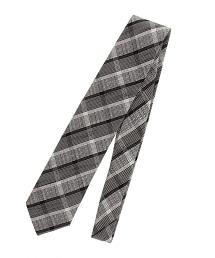 <FIORIO> JQD OVR/PANE 格紋領帶