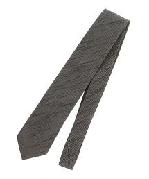 <FIORIO> JQD SMLCHK 細格紋領帶