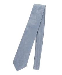 <FIORIO> JQD M/CHK 格紋緹花領帶